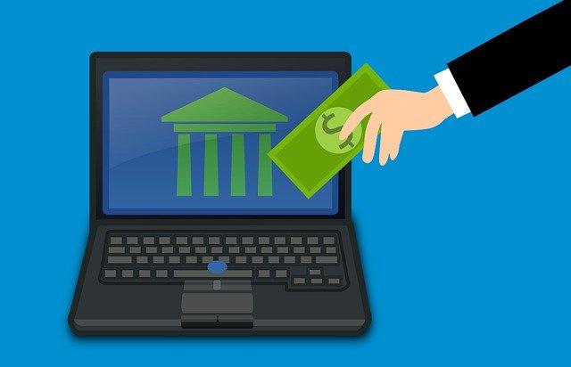 Banking Online Digital Laptop  - mohamed_hassan / Pixabay